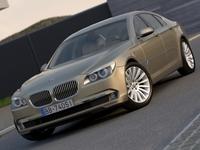 BMW 7 - series (2009) 3D Model
