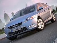 Ford Mondeo 5 door (2008) 3D Model