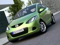Mazda 2 (2008) 3D Model