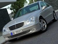 Mercedes C class (2006) 3D Model