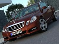Mercedes E class (2009) 3D Model