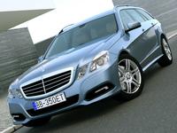 Mercedes E class T model (2010) 3D Model