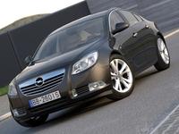 Opel Insignia (2009) 3D Model