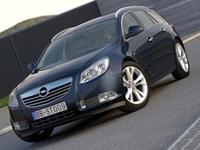 Opel Insignia Sports Tourer (2009) 3D Model