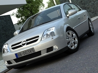Opel Vectra (2003) 3D Model