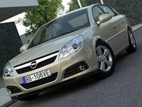 Opel Vectra (2006) 3D Model