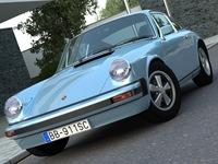 Porsche 911 (1976) 3D Model