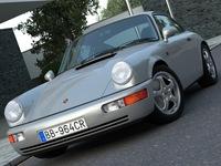 Porsche 911 (1990) 3D Model