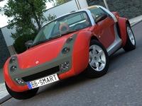 Smart Roadster (2007) 3D Model