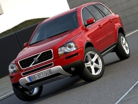 Volvo XC90 R design (2009) 3D Model