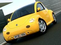 VW concept 1 (1994) 3D Model