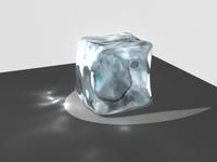 Ice Shader 0.0.1 for Maya
