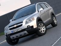 Chevrolet Captiva (2007) 3D Model