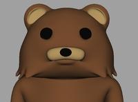 Teddy Bear 1.0.0 for Maya