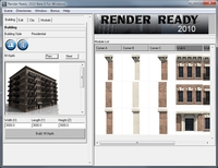 Free Render Ready Demo for Maya 1.0.0 (maya script)