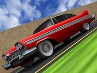 Christine Car 3D Model