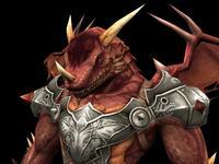 Hell Fighter_GA 3D Model
