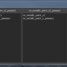 fdMaterialXCreateFB for Maya 1.0.0 (maya script)