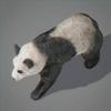 01 33 50 144 panda fur 04 4
