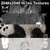 01 33 50 250 panda textures 4