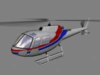 As-350 V2 3D Model