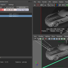 renderHistory for Maya 0.0.1 (maya script)