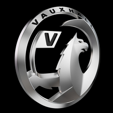Vauxhall Logo 3D Model