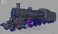 TLeiss_TrainModel 3D Model