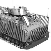 BAE BVS10 Viking Mk II 3D Model