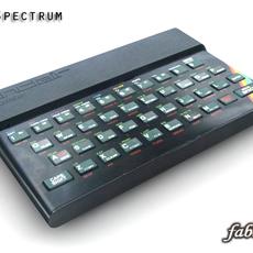 ZX Spectrum 3D Model