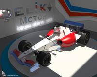 Formula 1 auto 1.0.0 for Maya
