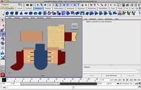 Free Build Papercrafts: Dunreeb Cutout Plugin for Autodesk Maya for Maya 1.0.0 (maya plugin)