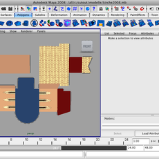 Build Papercrafts: Dunreeb Cutout Plugin for Autodesk Maya for Maya 1.0.0 (maya plugin)