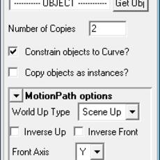 craSpreadOnCurve for Maya 1.1.0 (maya script)