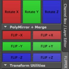 Flipper for Maya 0.4.0 (maya script)