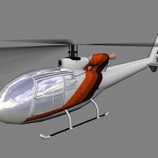 Gazelle V2 3D Model