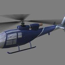 Gazelle V1 3D Model