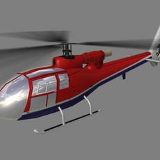 Gazelle V4 3D Model