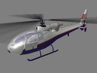 Gazelle V3 3D Model