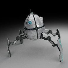 Robot Ae300 3D Model
