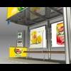 01 44 40 262 bus stop lipton brand 04 4