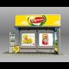 01 44 40 511 bus stop lipton brand 03 4