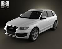 Audi Q5 3D Model