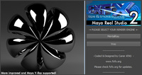 Free FXFX Maya Real Studio 2 for Maya 2.0.1 (maya script)