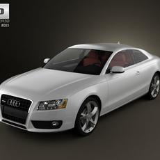 Audi A5 Coupe 3D Model