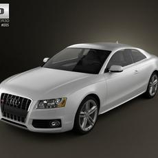 Audi S5 3D Model