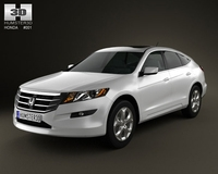 Honda Accord Crosstour 3D Model