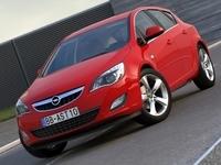 Opel Astra (2010) 3D Model