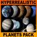 Hyperreal Solar System Pack - Cinema 4D 3D Model