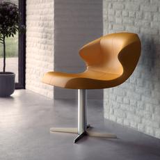 Ligne Roset Alster armchair 3D Model